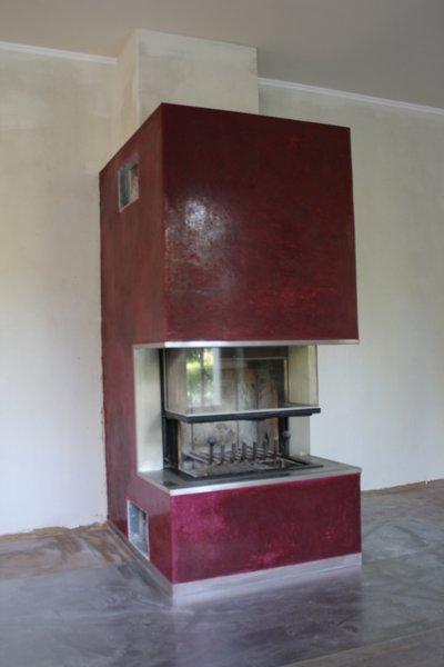 projekte taleh architektur in tadelakt lehm jens schl ter potsdam berlin brandenburg. Black Bedroom Furniture Sets. Home Design Ideas
